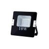 Art External lamp LED 10W;SMD;IP65; AC80-265V;black; 6500K-CW