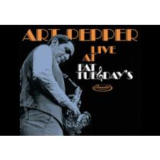 Art Pepper Quartet - Live at Fat Tuesdays (Cd) jazz