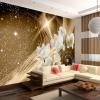 Artgeist Fotótapéta - Golden Milky Way