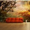Artgeist Fotótapéta - Painted autumn