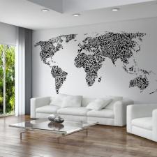 Artgeist Fotótapéta - Térkép a gondolatok tapéta, díszléc és más dekoráció