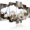 Artgeist Kép - Brown Mirage