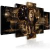 Artgeist Kép - Golden Lion