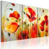 Artgeist Kézzel festett kép - Red meadow