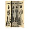 Artgeist Paraván - Confections pour Dames [Room Dividers]