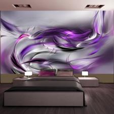 Artgeist XXL Fotótapéta - Purple Swirls II tapéta, díszléc és más dekoráció