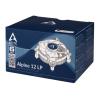 Artic Cooling Arctic Cooling CPU hűtő Alpine 12 LP S1156, S1155 S1150 S775