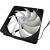Artic Cooling Arctic Cooling Rendszerhűtő ventilátor Arctic F12 TC fan, 12cm