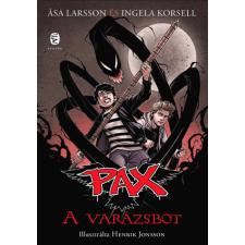 Asa Larsson, Ingela Korsell Asa Larsson - Ingela Korsell: A varázsbot (Pax 2.) ajándékkönyv