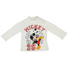 Asti Disney Mickey garbó nyakú hosszú ujjú póló