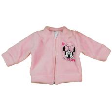 Asti Disney Minnie wellsoft kocsikabát, kardigán rózsaszín 80