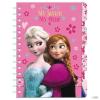 ASTRO EUROPA könyv Frozen jégvarázs Disney marcadores gyerek