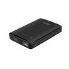 """Astrum EN500 fekete 2.5"""" merevlemez ház SATA WiFi A84050-B"""