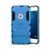 Astrum MC030 ütésálló kitámasztható Samsung S6 hátlapvédő kék