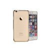 Astrum MC110 keretes átlátszó Apple iPhone 6 tok arany