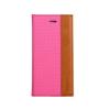 Astrum MC530 DIARY mágneszáras Samsung G920F Galaxy S6 könyvtok pink-barna