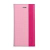 Astrum MC710 DIARY mágneszáras Apple iPhone 5G/5S/5SE könyvtok pink-sötétpink