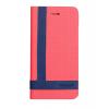 Astrum MC820 TEE PRO mágneszáras Samsung A510 Galaxy A5 2016 könyvtok piros-sötétkék
