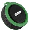Astrum ST190 zöld bluetooth 3.0 hangszóró mikrofonnal (kihangosító), micro SD olvasóval, AUX bemenettel IP68