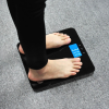 Astrum WS100 otthoni bluetooth V4.0 okosmérleg, fekete, max. 180 kg, Android/iOS
