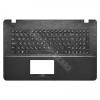 Asus 90NB04I3-R31HU0 gyári új, magyar fekete laptop billentyűzet + felső fedél