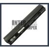 Asus EEE PC X101CH Series 2200 mAh 3 cella fekete notebook/laptop akku/akkumulátor utángyártott