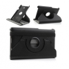 ASUS Fonepad 7 (ME372CG), bőrtok, mappa tok, elforgatható (360°) fekete