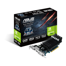 Asus GeForce GT 730 2GB GDDR3 64bit PCIe (GT730-SL-2GD3-BRK) videókártya