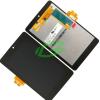 Asus Google Nexus 7 fekete LCD kijelző érintővel