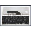 Asus K73BR fekete magyar (HU) laptop/notebook billentyűzet