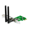 Asus PCE-N15 Wireless-N300 Adapter, IEEE 802.11b/g/n, PCI Express Up to 300Mbps Transfer/Receive Rate, 64/128-bit WEP, WPA/WPA2-PSK, WPS support, (PCE-N15)