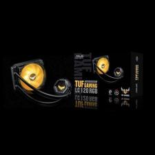 Asus TUF Gaming LC 120 RGB hűtés