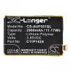Asus Zenfone 2 (ZE551ML), Akkumulátor, 2900 mAh, Li-Polymer, C11P1423 / C11P1424 kompatibilis
