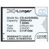 Asus Zenfone Go ZC500TG, Akkumulátor, 2000 mAh, Li-Ion, C11P1506 kompatibilis