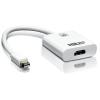 ATEN Mini DisplayPort HDMI Átalakító Fehér 10cm VC981