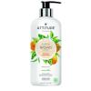 Attitude Természetes szappan Super levelek méregtelenítő - narancs levelek 473 ml