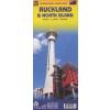 Auckland és North Island térkép - ITM