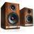 Audioengine HD6 - Wallnut AU-HD6BW