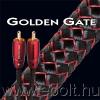 Audioquest Goldengate RCA kábel 1, 5m