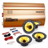 "Auna 4.0 Car Hifi Set ""Golden Race V4"""