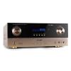 Auna 7.1-AV adóvevő Auna AMP-7100 2000W-erősítő, bronz