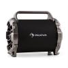 Auna auna Blaster M, hordozható bluetooth hangfal, LED, fényhatás, AUX, SD, USB, FM