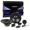 Auna CS Comp 10, HiFi összeállítás autóba, hangfal készlet/hatcsatornás végerősítő