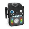 Auna StarMaker, karaoke rendszer, CD, bluetooth, AUX, LED fényhatás