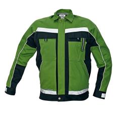 AUST STANMORE kabát zöld/fekete 60