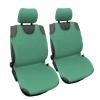 Autófejlesztés Trikóhuzat bolyhos pamut zöld