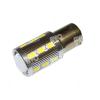 AVC LED 10-30V 21W helyére BA15s 19 LED Sárga
