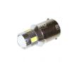 AVC LED 10-30V 21W helyére BA15s 6 LED Piros