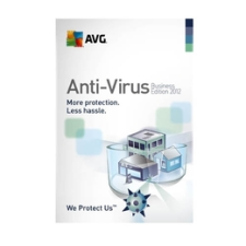 AVG Anti-Virus Business 2012 karbantartó program