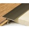 AVProfil AV T profil burkolatváltó titán-pezsgő 26x900 mm utólag beépíthető eloxált alumínium profil